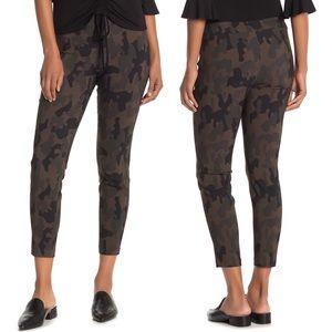 NANETTE nanette lepore Printed Pull-On Camo Pants